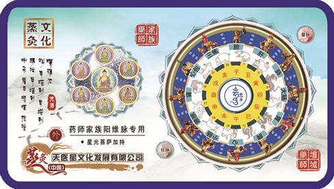 东方净琉璃世界药师坛城加持药师家族连载20(阳维脉专用)