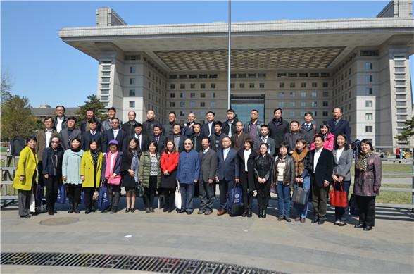 天道董事长参加北京师范大学管理哲学易学和国学博士班毕业典礼