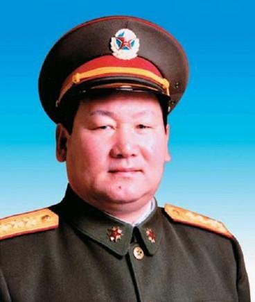 (编号04)善拍预览・原兰州军区司令员刘精松上将墨宝藏品