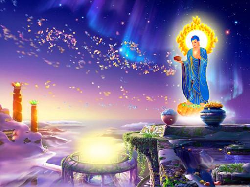 三圣灸从遥远的东方净琉璃世界而来